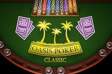 Play Oasis Poker Classic Casino on HippoZino