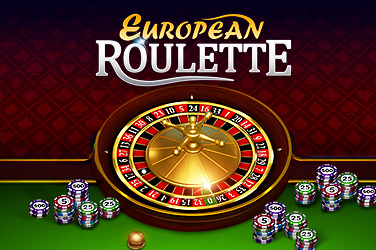 Play European Roulette Casino on HippoZino