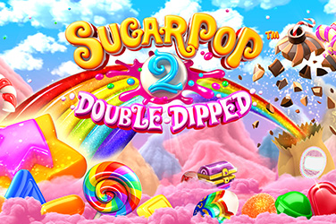 Play SugarPop 2 Double Dipped Slots on HippoZino