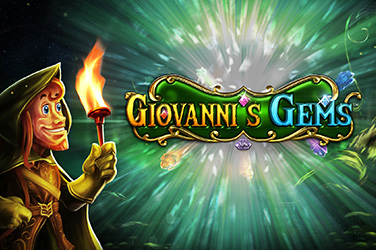 Play Giovanni's Gems Slots on HippoZino
