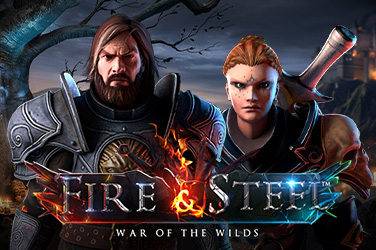 Play Fire & Steel Slots on HippoZino