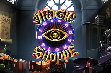 Play Magic Shoppe Slots on HippoZino