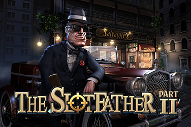 Play The SlotFather Part II Slots on HippoZino