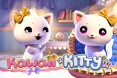 Play Kawaii Kitty Slots on HippoZino