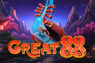 Play Great 88 Slots on HippoZino