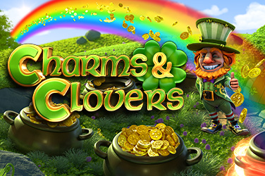 Play Charms & Clovers Slots on HippoZino