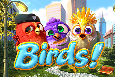 Play Birds! Slots on HippoZino