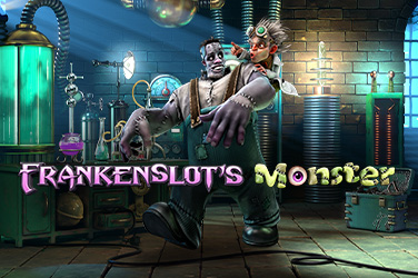 Play Frankenslot's Monster Slots on HippoZino