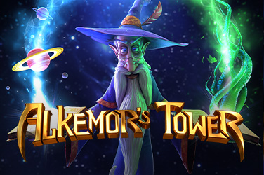 Play Alkemor's Tower Slots on HippoZino