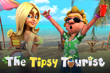 Play The Tipsy Tourist Slots on HippoZino