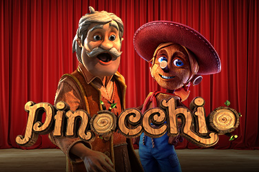 Play Pinocchio Slots on HippoZino