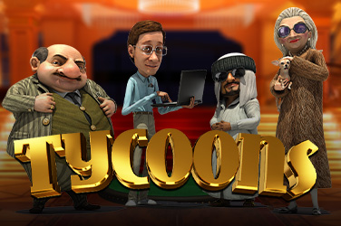 Play Tycoons PLUS Slots on HippoZino