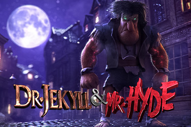 Play Dr. Jekyll & Mr. Hyde Slots on HippoZino