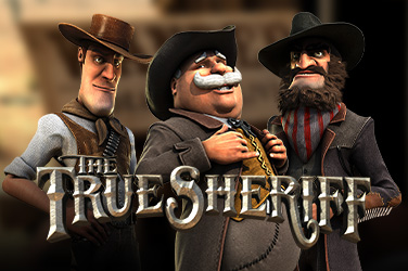 Play The True Sheriff Slots on HippoZino