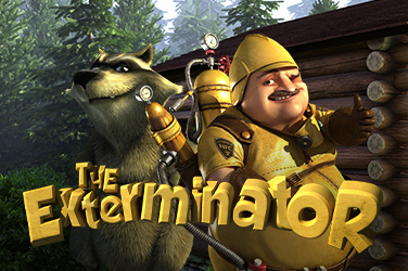 Play The Exterminator Slots on HippoZino