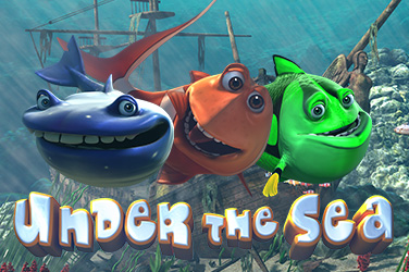 Play Under The Sea Slots on HippoZino