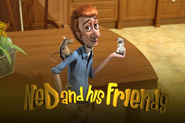 Play Ned and His Friends Slots on HippoZino