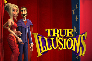 Play True Illusions Slots on HippoZino