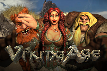 Play Viking Age Slots on HippoZino