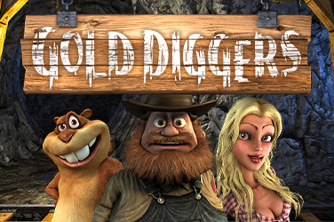 Play Gold Diggers Slots on HippoZino