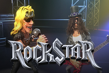 Play Rockstar Slots on HippoZino