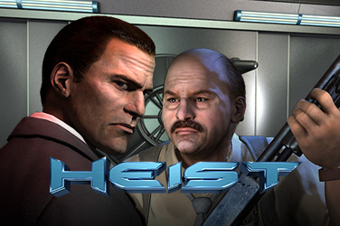 Play Heist Slots on HippoZino
