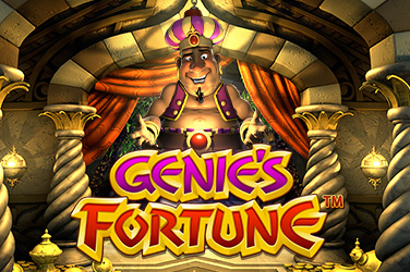 Play Three Wishes: Genie's Fortune Slots on HippoZino