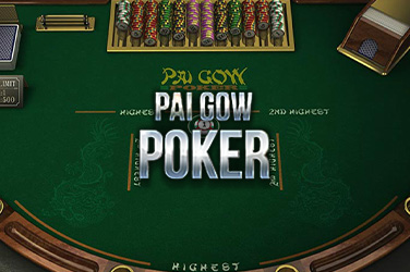 Play Pai Gow Casino on HippoZino