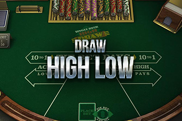 Play Draw High Low Casino on HippoZino