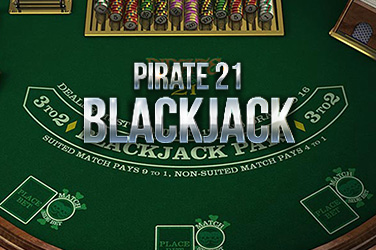 Play Pirate 21 Casino on HippoZino