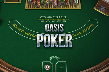 Play Oasis Poker Casino on HippoZino