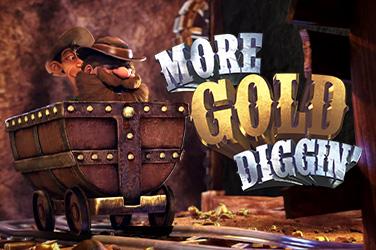 Play More Gold Diggin' Slots on HippoZino