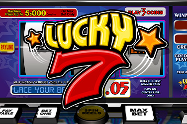 Play Lucky7 Slots on HippoZino