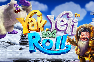 Play Yak, Yeti & Roll Slots on HippoZino