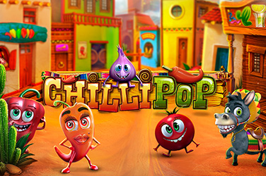Play Chilli Pop Slots on HippoZino