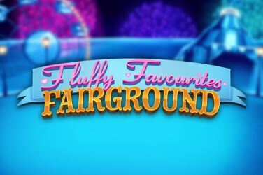 Fluffy Favourites Fairground Slot Machine