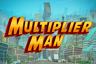 Play Multiplier Man Slots on HippoZino