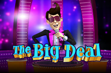 Play The Big Deal Slots on HippoZino