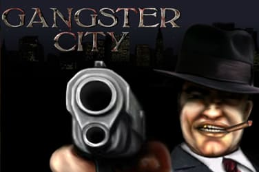 Play Gangster City Slots on HippoZino