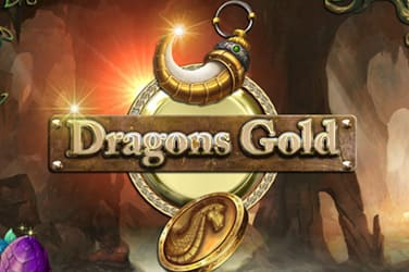 Play Dragons Gold Slots on HippoZino