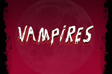 Play Vampires Slots on HippoZino