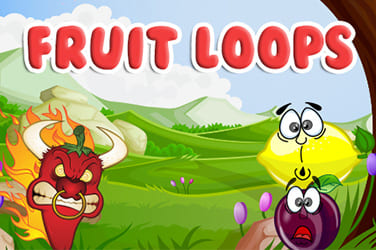 Play Fruit Loops Slots on HippoZino