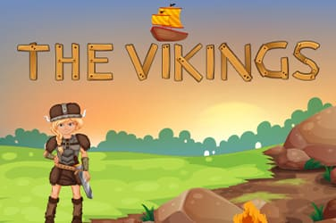 Play The Vikings Slots on HippoZino