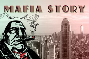 Play Mafia Story Slots on HippoZino