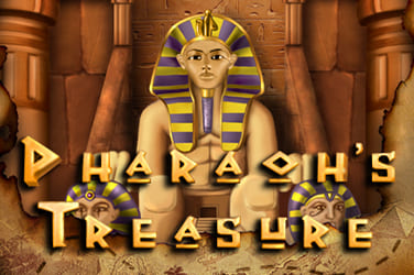 Play Pharaohs Treasure Slots on HippoZino