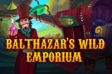 Play Balthazars Wild Emporium Slots on HippoZino
