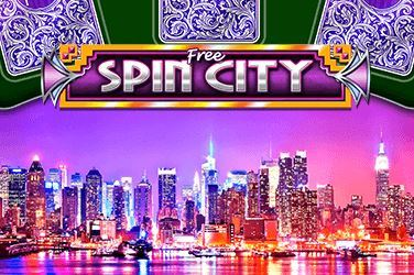 Play Free Spin City Slots on HippoZino