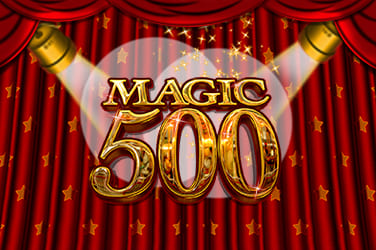 Play Magic 500 Slots on HippoZino