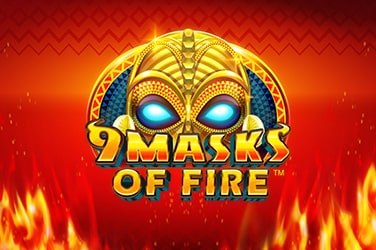 Play 9 Masks of Fire Slots on HippoZino