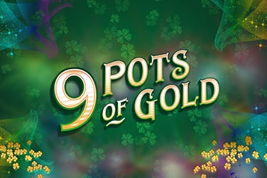 Play 9 Pots of Gold Slots on HippoZino Casino